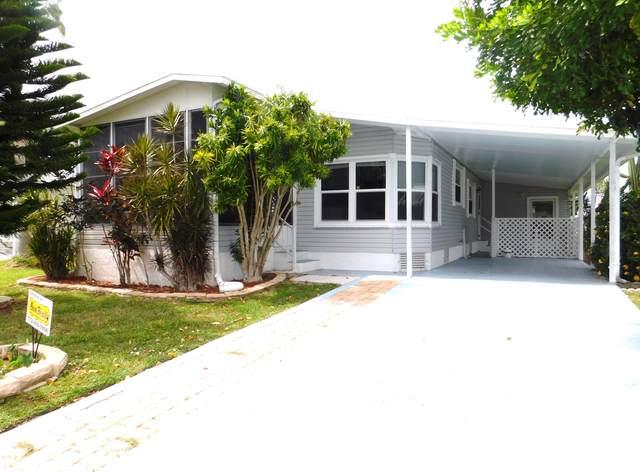 485 Hemingway Terrace #4, Fort Pierce, FL 34982 (#RX-10715842) :: Treasure Property Group