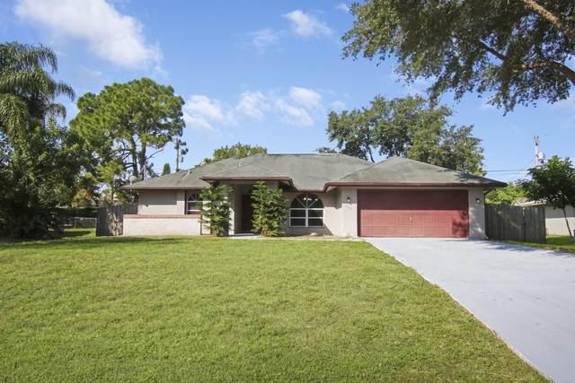 535 SE Cliff Road, Port Saint Lucie, FL 34953 (#RX-10715850) :: Treasure Property Group
