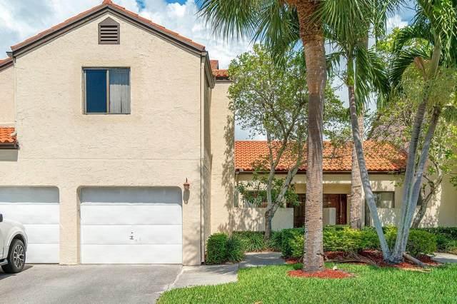 18 Via De Casas Sur #102, Boynton Beach, FL 33426 (MLS #RX-10715853) :: Miami Villa Group