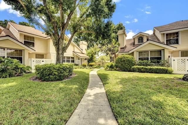 8119 Northboro Court 19C, Lake Clarke Shores, FL 33406 (MLS #RX-10715863) :: Berkshire Hathaway HomeServices EWM Realty