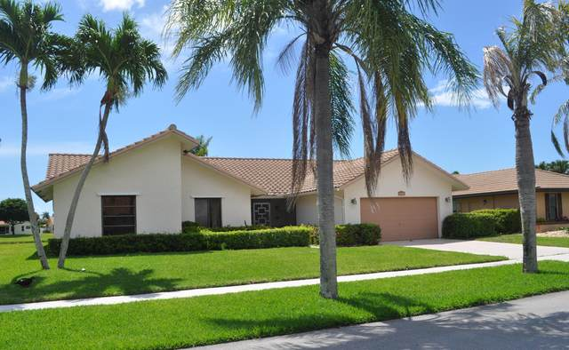 2640 SW 23rd Cranbrook Court, Boynton Beach, FL 33436 (MLS #RX-10715867) :: Miami Villa Group