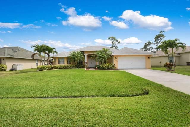 1342 SW Oriole Lane, Port Saint Lucie, FL 34953 (#RX-10715874) :: Treasure Property Group