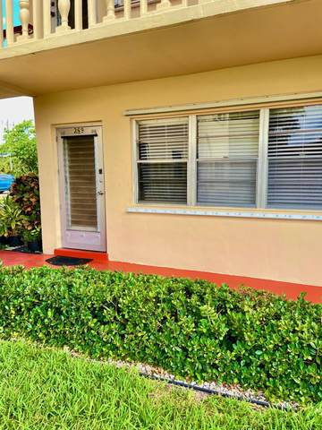 269 Coventry L, West Palm Beach, FL 33417 (MLS #RX-10715879) :: Miami Villa Group