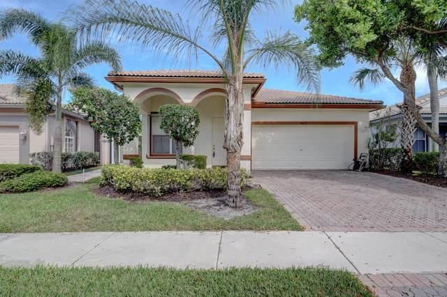 8372 Siciliano Street, Boynton Beach, FL 33472 (MLS #RX-10715888) :: Miami Villa Group