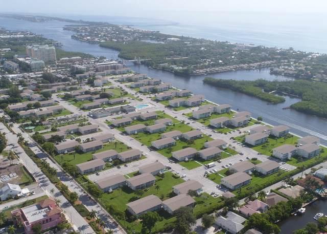 600 W Horizons W #102, Boynton Beach, FL 33435 (MLS #RX-10715891) :: Miami Villa Group
