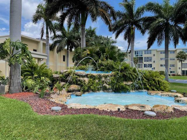 2300 NE 1st 4070 Lane #4070, Boynton Beach, FL 33435 (#RX-10715910) :: Signature International Real Estate