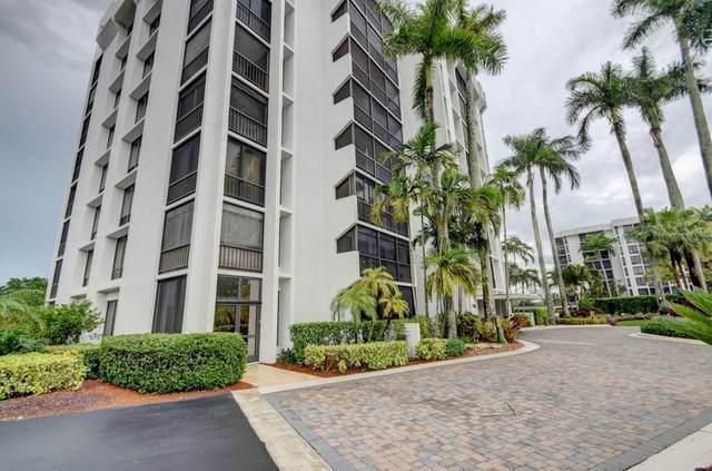 7738 Lakeside Boulevard #354, Boca Raton, FL 33434 (MLS #RX-10715913) :: Miami Villa Group