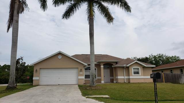 6210 NW Gatun Court, Port Saint Lucie, FL 34986 (MLS #RX-10715932) :: Miami Villa Group