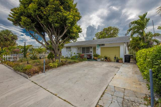 1011 S D Street, Lake Worth Beach, FL 33460 (#RX-10715933) :: Ryan Jennings Group