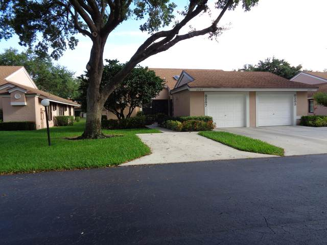 8287 Sunlake Drive A, Boca Raton, FL 33496 (#RX-10715951) :: The Reynolds Team | Compass