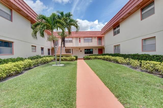 39 Saxony A, Delray Beach, FL 33446 (#RX-10715962) :: Posh Properties