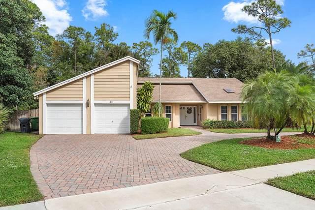 35 Saint Davids Way, Wellington, FL 33414 (MLS #RX-10715973) :: Castelli Real Estate Services