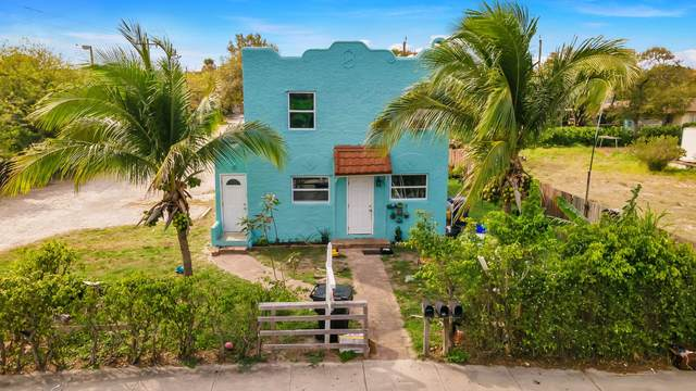 621 S M Street, Lake Worth Beach, FL 33460 (#RX-10716033) :: Posh Properties