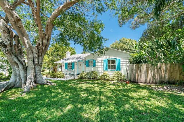 137 N Swinton Avenue, Delray Beach, FL 33444 (#RX-10716072) :: Michael Kaufman Real Estate