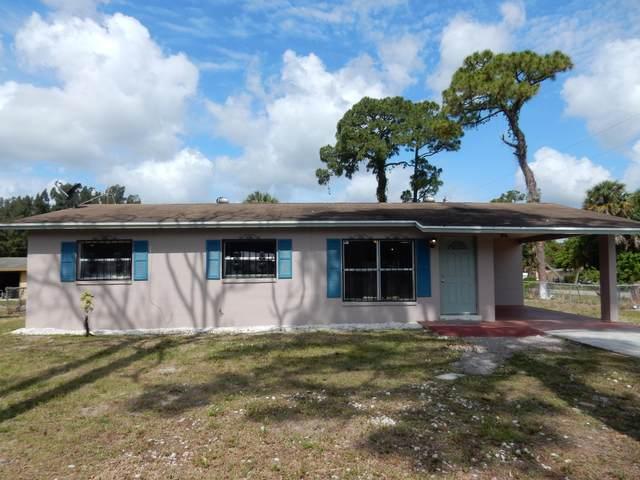 1815 N 41st Street, Fort Pierce, FL 34947 (#RX-10716083) :: Signature International Real Estate