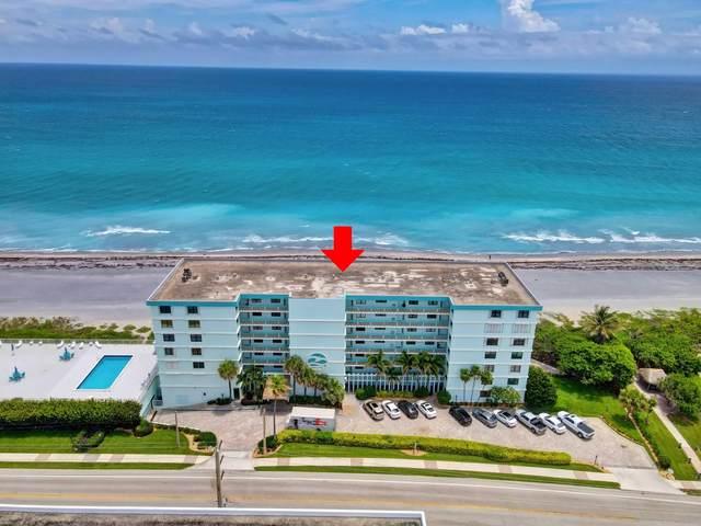 900 Ocean Drive #206, Juno Beach, FL 33408 (#RX-10716091) :: Heather Towe | Keller Williams Jupiter