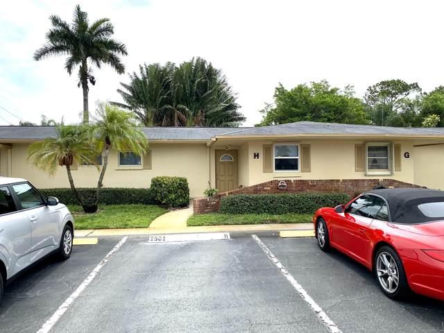 2501 Barkley Drive W H, West Palm Beach, FL 33415 (#RX-10716162) :: Ryan Jennings Group