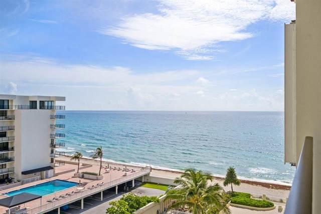 3475 S Ocean Boulevard #712, Palm Beach, FL 33480 (#RX-10716176) :: Ryan Jennings Group