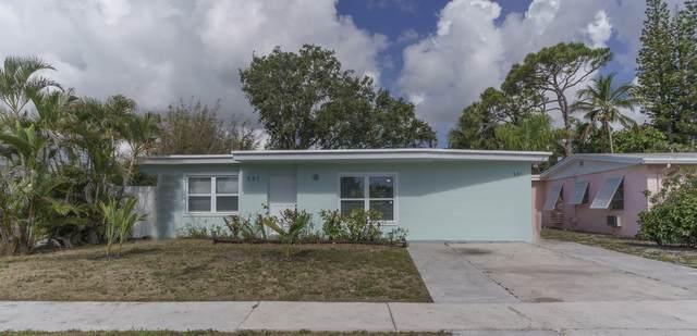 331 Pinewood Street, Lantana, FL 33462 (#RX-10716196) :: Posh Properties