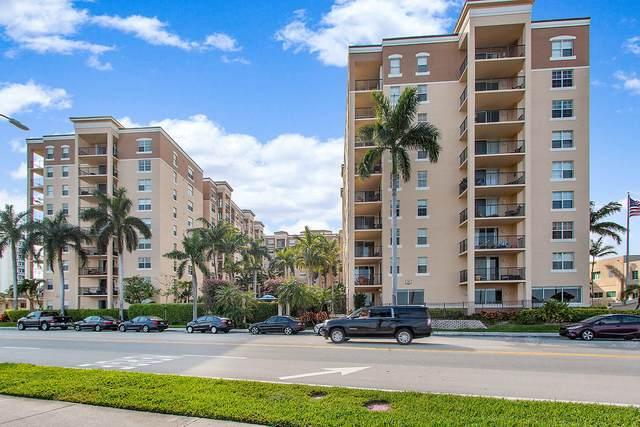1805 N Flagler Drive #219, West Palm Beach, FL 33407 (#RX-10716237) :: Ryan Jennings Group