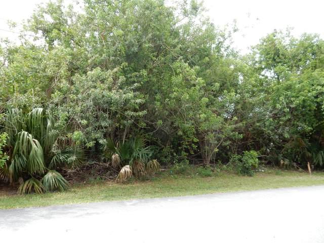 952 SW Fable Avenue, Port Saint Lucie, FL 34953 (MLS #RX-10716257) :: Castelli Real Estate Services