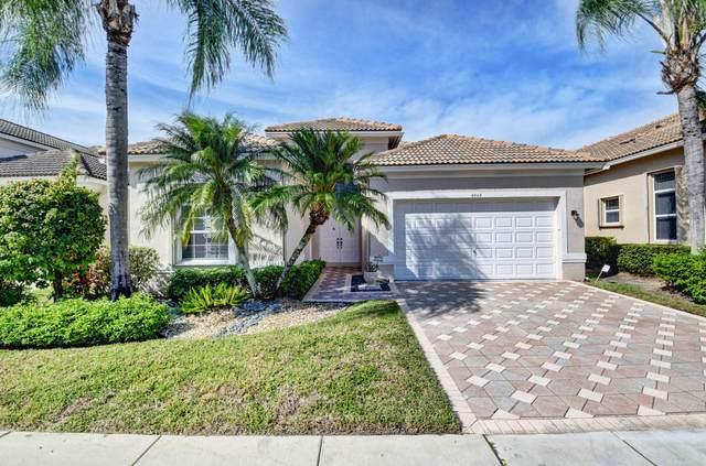 6963 Fairway Lakes Drive, Boynton Beach, FL 33472 (#RX-10716271) :: Michael Kaufman Real Estate