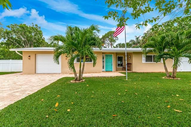 1050 SW Rio Vista Way, Palm City, FL 34990 (MLS #RX-10716278) :: Castelli Real Estate Services