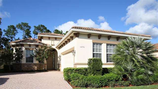 10591 SW Visconti Way, Port Saint Lucie, FL 34986 (#RX-10716282) :: Michael Kaufman Real Estate