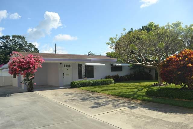 309 SW 3rd Street, Boca Raton, FL 33432 (#RX-10716294) :: Michael Kaufman Real Estate