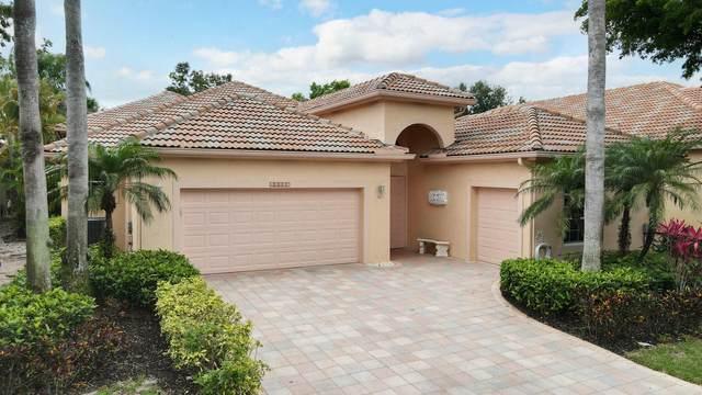 10682 Greenbriar Villa Drive, Lake Worth, FL 33449 (#RX-10716315) :: Posh Properties