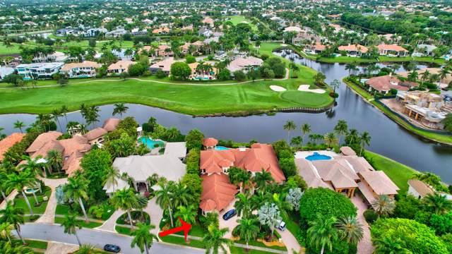 17915 Lake Estates Drive, Boca Raton, FL 33496 (#RX-10716327) :: Posh Properties