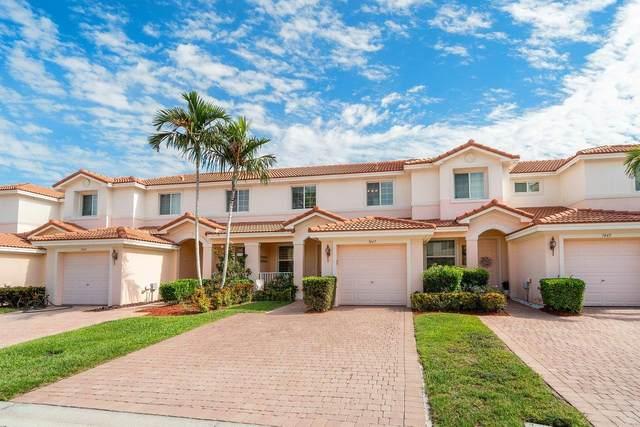 7447 Sarentino Lane #220, Boynton Beach, FL 33437 (#RX-10716339) :: Posh Properties