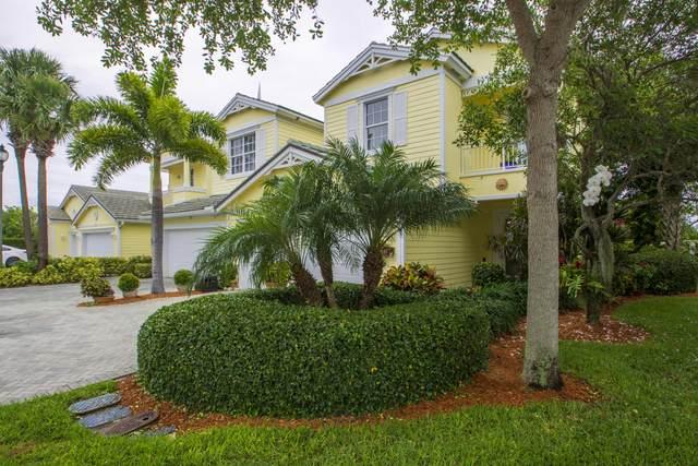 200 Mariner Bay Boulevard, Fort Pierce, FL 34949 (MLS #RX-10716345) :: Berkshire Hathaway HomeServices EWM Realty