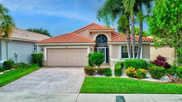 7209 Haviland Circle, Boynton Beach, FL 33437 (#RX-10716346) :: Posh Properties