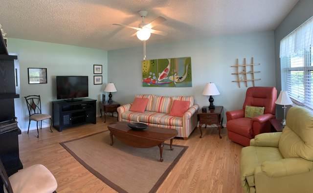 340 Horizon W #104, Boynton Beach, FL 33435 (#RX-10716352) :: Posh Properties