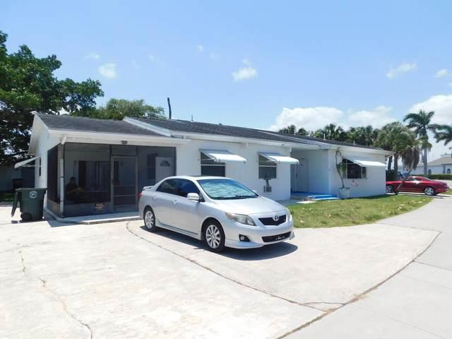 1141 Seaway Drive, Fort Pierce, FL 34949 (MLS #RX-10716354) :: Berkshire Hathaway HomeServices EWM Realty