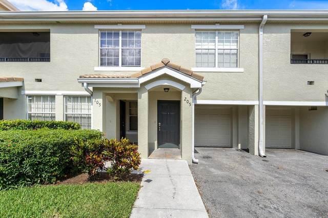 102 SW Peacock Boulevard 2-205, Port Saint Lucie, FL 34986 (MLS #RX-10716357) :: Castelli Real Estate Services