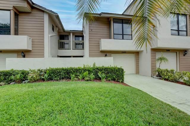 22893 Ironwedge Drive, Boca Raton, FL 33433 (#RX-10716359) :: Posh Properties