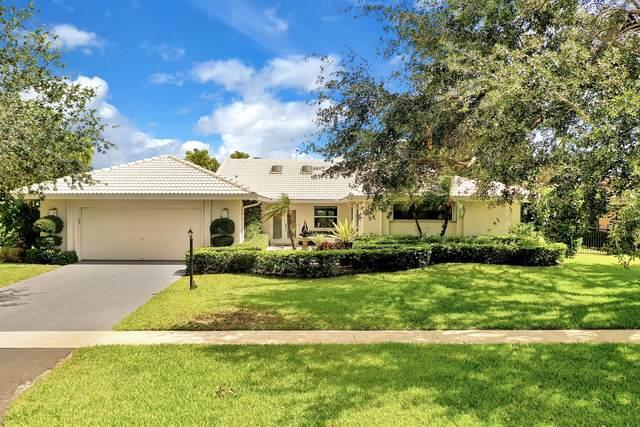 4398 White Cedar Lane, Delray Beach, FL 33445 (#RX-10716373) :: Posh Properties