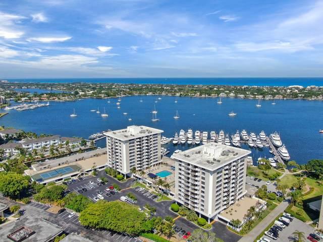 1200 Marine Way #505, North Palm Beach, FL 33408 (#RX-10716424) :: DO Homes Group