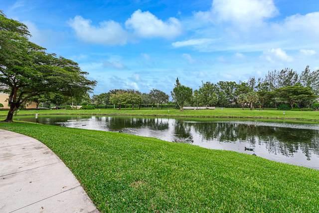 900 Crestwood Court S #902, Royal Palm Beach, FL 33411 (MLS #RX-10716429) :: Castelli Real Estate Services