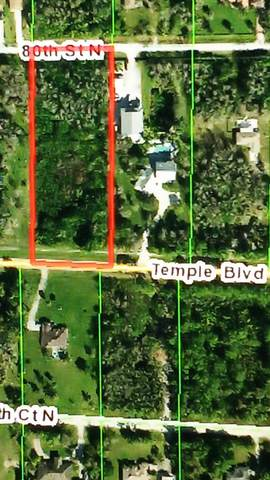 Tbd Temple Boulevard, Loxahatchee, FL 33470 (MLS #RX-10716433) :: Castelli Real Estate Services