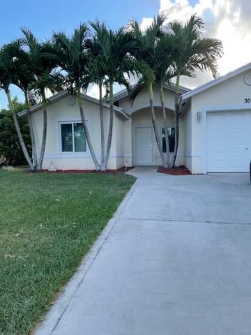 3075 Swain Boulevard, Greenacres, FL 33463 (#RX-10716436) :: Michael Kaufman Real Estate