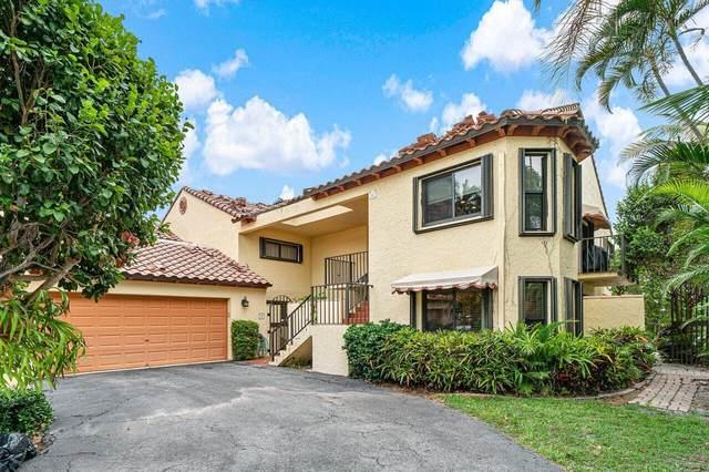 5 Via Lago, Boynton Beach, FL 33435 (#RX-10716440) :: Posh Properties