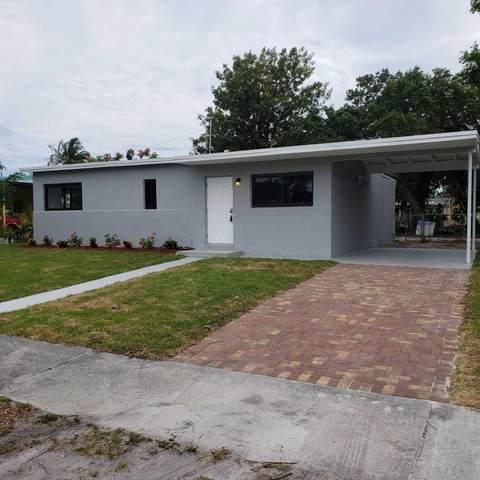 1426 W Broward Street, Lantana, FL 33462 (#RX-10716446) :: Michael Kaufman Real Estate