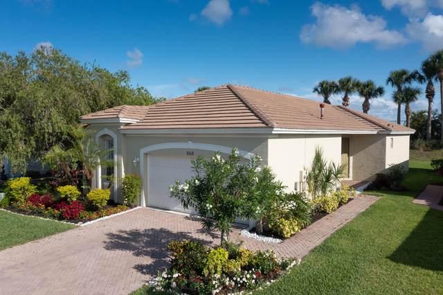 868 SW Rocky Bayou Terrace, Port Saint Lucie, FL 34986 (#RX-10716447) :: Ryan Jennings Group