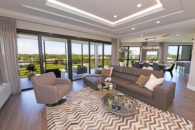 7383 Orangewood Lane #304, Boca Raton, FL 33433 (#RX-10716448) :: Michael Kaufman Real Estate