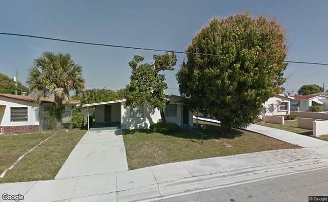 1508 W 30th Street, Riviera Beach, FL 33404 (MLS #RX-10716452) :: The DJ & Lindsey Team
