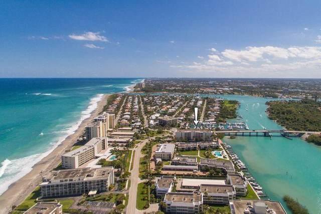 225 Beach Road #506, Tequesta, FL 33469 (#RX-10716460) :: DO Homes Group