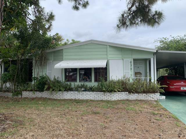 939 Sun Ray Court #939, Boynton Beach, FL 33436 (#RX-10716467) :: Signature International Real Estate